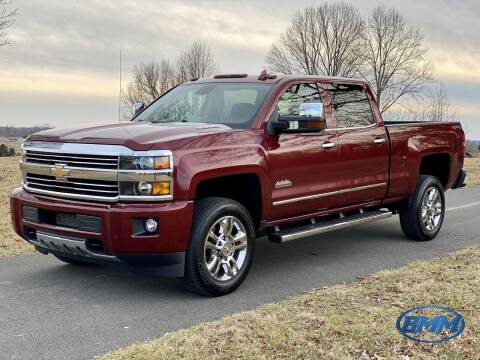 2015 Chevrolet Silverado 2500HD for sale at B & M Motors, LLC in Tompkinsville KY