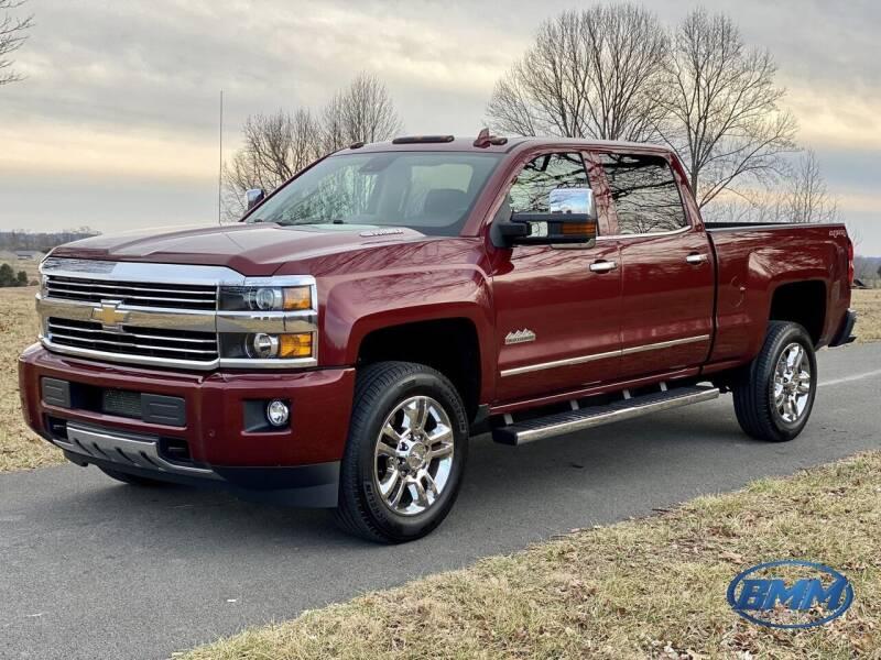 2015 Chevrolet Silverado 2500HD for sale at B & M Motors, LLC in Tompkinsville KY