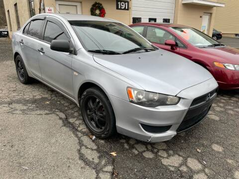2008 Mitsubishi Lancer for sale at Dennis Public Garage in Newark NJ