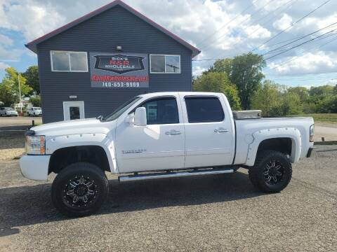 2011 Chevrolet Silverado 1500 for sale at Rick's R & R Wholesale, LLC in Lancaster OH