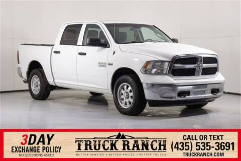 2013 RAM Ram Pickup 1500 for sale at Truck Ranch in Logan UT