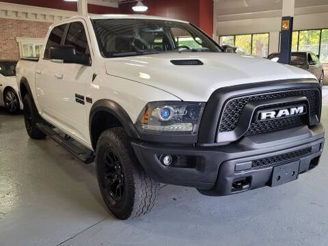 2018 RAM Ram Pickup 1500 for sale at AW Auto & Truck Wholesalers  Inc. in Hasbrouck Heights NJ