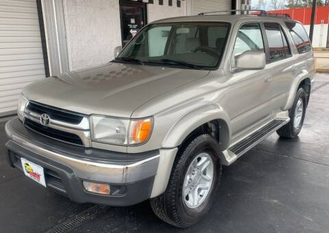 2001 Toyota 4Runner for sale at Tiny Mite Auto Sales in Ocean Springs MS