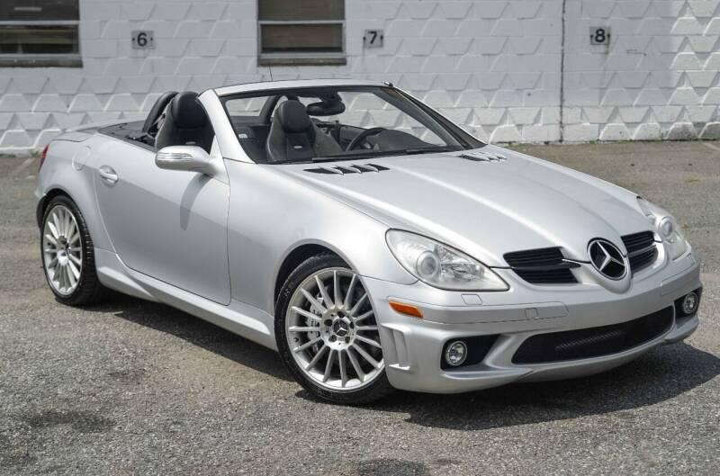 2006 Mercedes-Benz SLK for sale at Vantage Auto Wholesale in Moonachie NJ