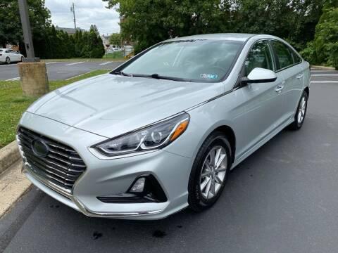 2018 Hyundai Sonata for sale at Professionals Auto Sales in Philadelphia PA
