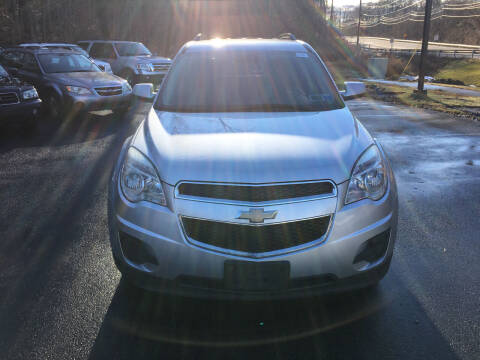 2013 Chevrolet Equinox for sale at Mikes Auto Center INC. in Poughkeepsie NY