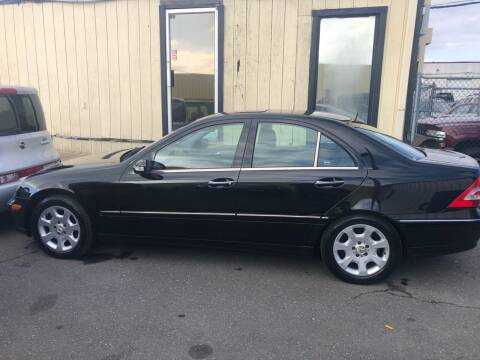 2005 Mercedes-Benz C-Class for sale at Debo Bros Auto Sales in Philadelphia PA
