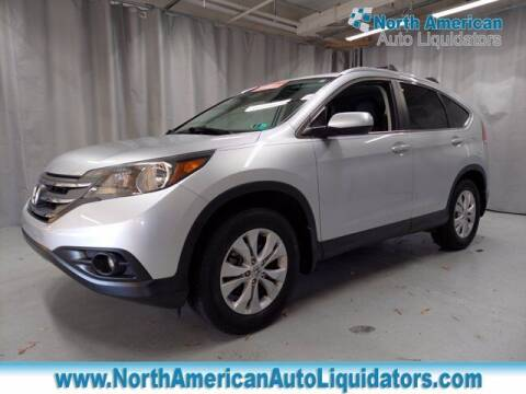 2013 Honda CR-V for sale at North American Auto Liquidators in Essington PA