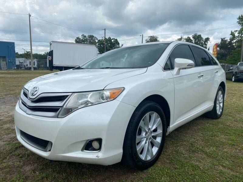 2013 Toyota Venza for sale in Plant City, FL
