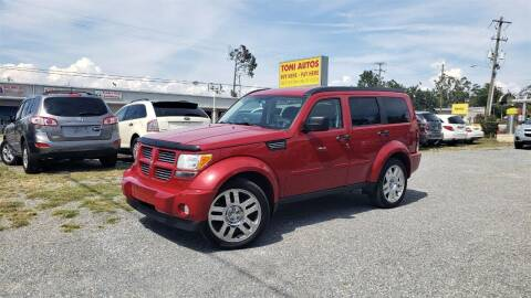 2011 Dodge Nitro for sale at TOMI AUTOS, LLC in Panama City FL