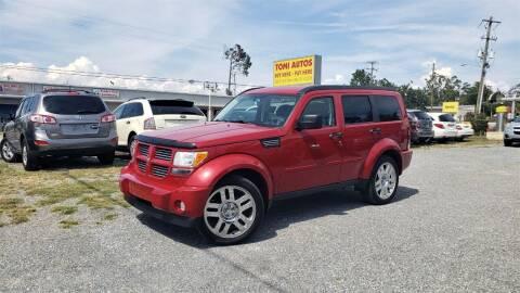 2011 Dodge Nitro for sale at TOMI AUTOS, LLC in Panama City FL