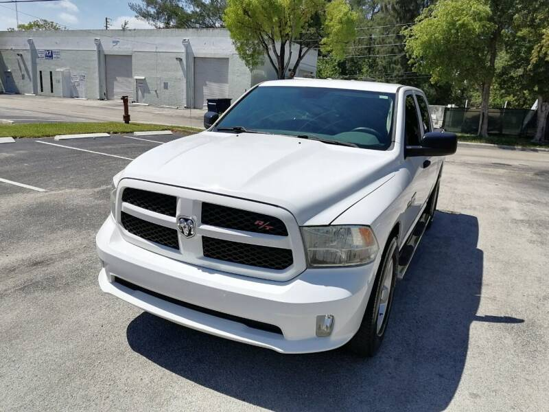 2015 RAM Ram Pickup 1500 for sale at Best Price Car Dealer in Hallandale Beach FL