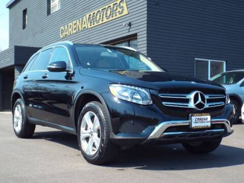 2018 Mercedes-Benz GLC for sale at Carena Motors in Twinsburg OH