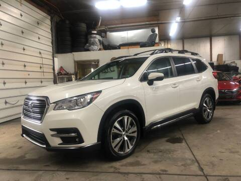 2019 Subaru Ascent for sale at T James Motorsports in Gibsonia PA