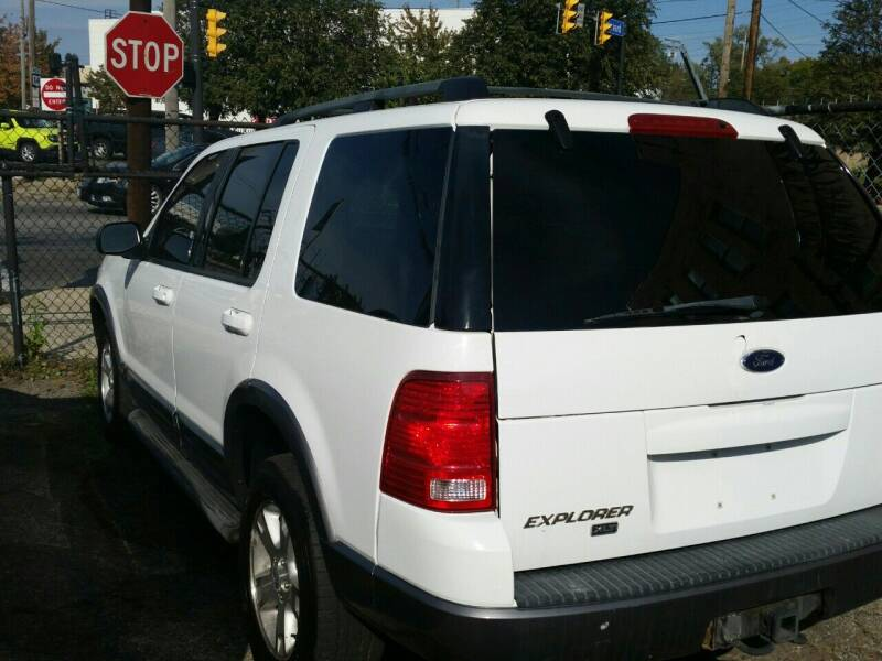 2003 Ford Explorer for sale at 216 Automotive Group in Cleveland OH