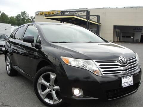 2009 Toyota Venza for sale at Perfect Auto in Manassas VA