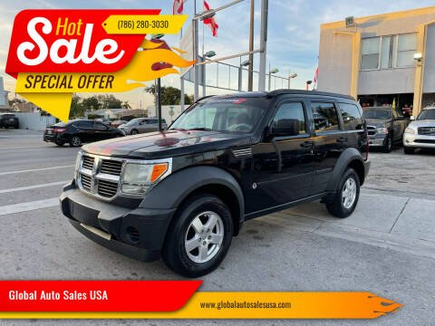 2007 Dodge Nitro for sale at Global Auto Sales USA in Miami FL