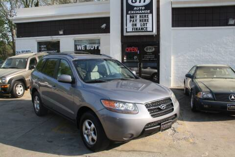 2007 Hyundai Santa Fe for sale at GTI Auto Exchange in Durham NC