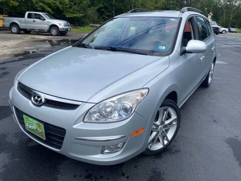 2010 Hyundai Elantra Touring for sale at Granite Auto Sales in Spofford NH