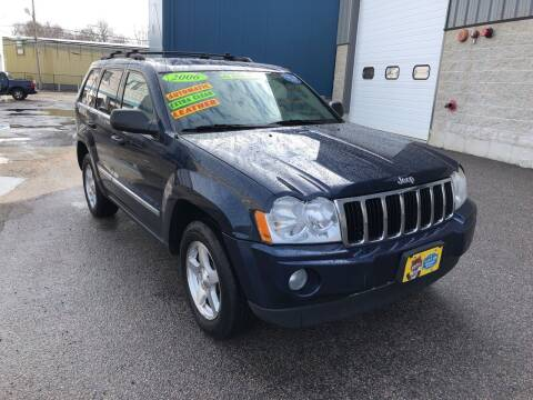2006 Jeep Grand Cherokee for sale at Adams Street Motor Company LLC in Dorchester MA