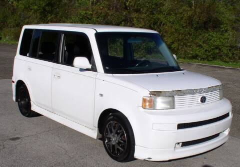 2006 Scion xB for sale at Angelo's Auto Sales in Lowellville OH