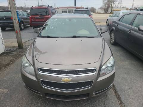 2011 Chevrolet Malibu for sale at All State Auto Sales, INC in Kentwood MI