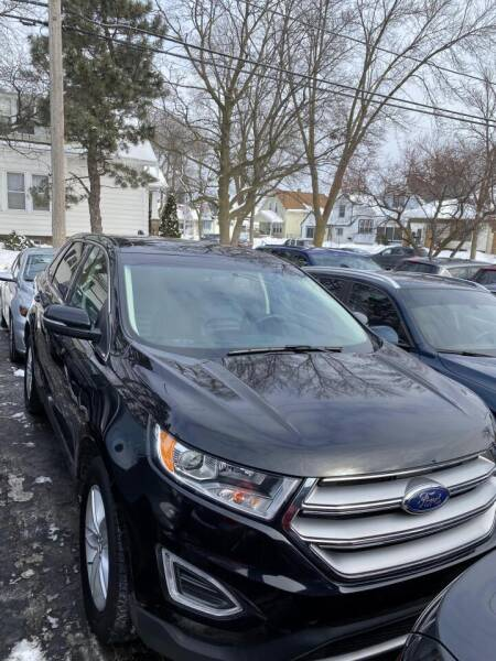 2018 Ford Edge for sale at CLASSIC MOTOR CARS in West Allis WI