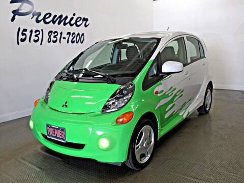 2012 Mitsubishi i-MiEV for sale at Premier Automotive Group in Milford OH