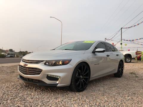2017 Chevrolet Malibu for sale at 1st Quality Motors LLC in Gallup NM