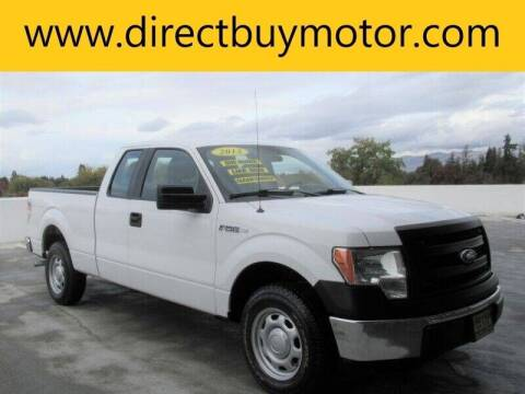 2013 Ford F-150 for sale at Direct Buy Motor in San Jose CA
