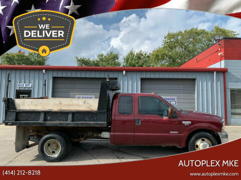2005 Ford F-350 Super Duty for sale at Autoplex MKE in Milwaukee WI