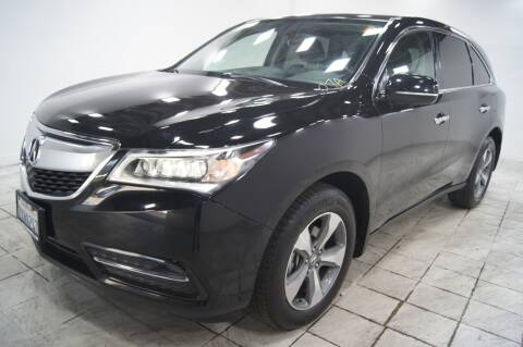 2015 Acura MDX for sale at Sacramento Luxury Motors in Carmichael CA