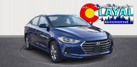 2018 Hyundai Elantra for sale at Layal Automotive in Englewood CO