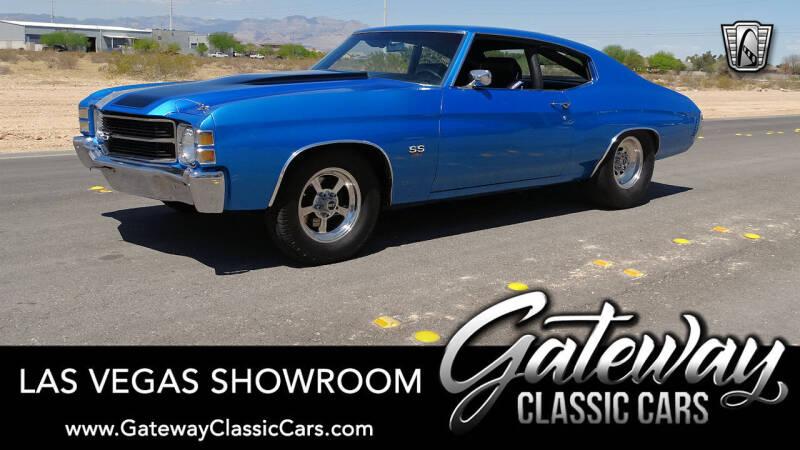 1971 Chevrolet Chevelle for sale in Las Vegas, NV