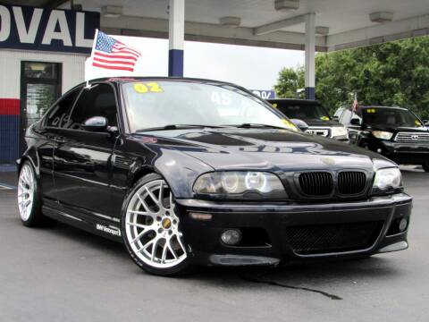 2002 BMW M3 for sale at Orlando Auto Connect in Orlando FL