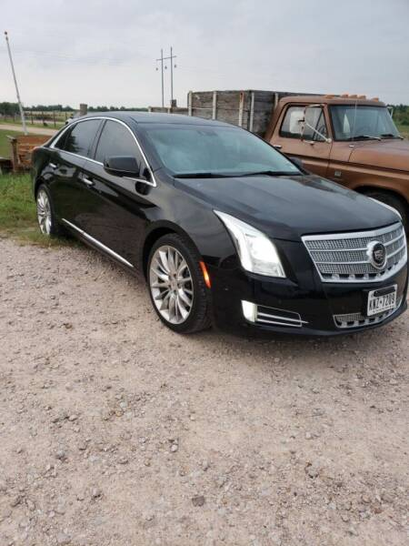 2015 Cadillac XTS for sale at Hill Top Sales in Brenham TX