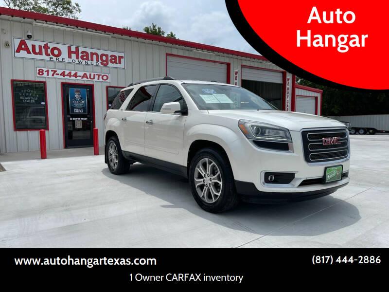 2014 GMC Acadia for sale at Auto Hangar in Azle TX