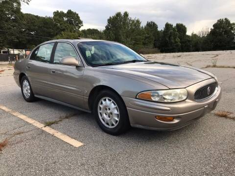 2002 Buick LeSabre for sale at Affordable Dream Cars in Lake City GA