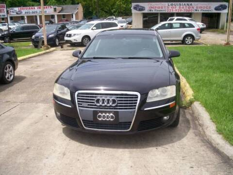 2007 Audi A8 L for sale at Louisiana Imports in Baton Rouge LA