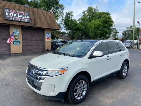 2011 Ford Edge for sale at Billy Auto Sales in Redford MI
