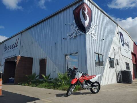 2012 Honda CRF80F for sale at Barrett Bikes LLC in San Juan TX