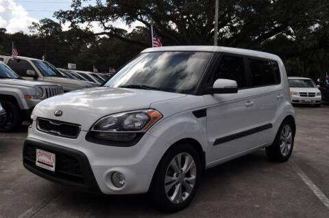 2013 Kia Soul for sale at STEPANEK'S AUTO SALES & SERVICE INC. in Vero Beach FL