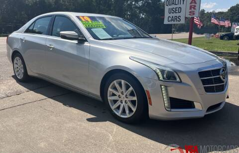 2014 Cadillac CTS for sale at VSA MotorCars in Cypress TX