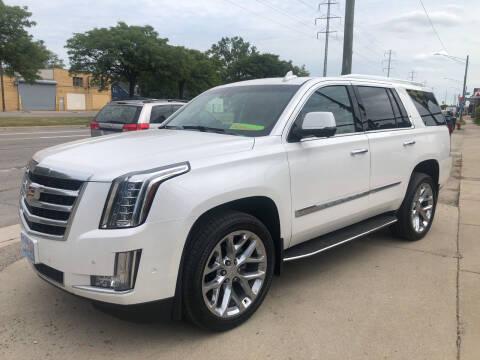 2017 Cadillac Escalade for sale at Champs Auto Sales in Detroit MI