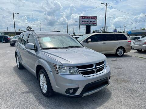 2015 Dodge Journey for sale at Jamrock Auto Sales of Panama City in Panama City FL