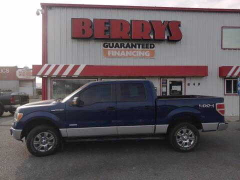 2011 Ford F-150 for sale at Berry's Cherries Auto in Billings MT