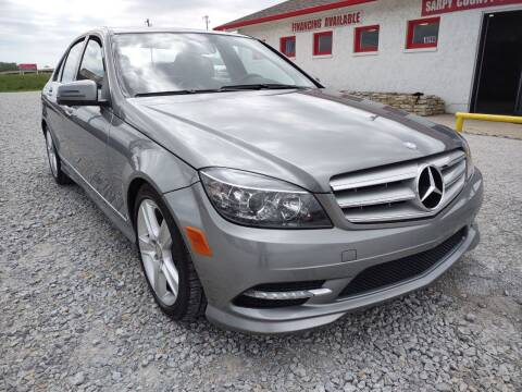 2011 Mercedes-Benz C-Class for sale at Sarpy County Motors in Springfield NE