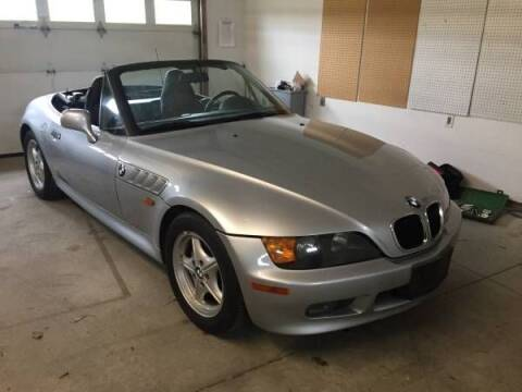 1996 BMW Z3 for sale at Classic Car Deals in Cadillac MI
