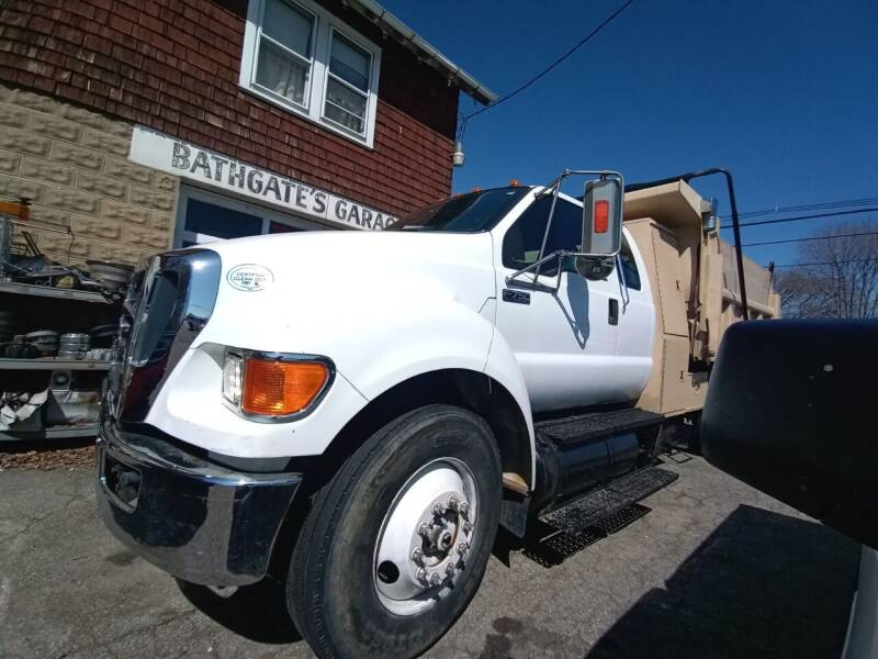 2015 Ford F-750 for sale at A Better Deal in Port Murray NJ