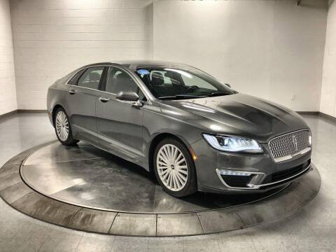 2017 Lincoln MKZ for sale at CU Carfinders in Norcross GA